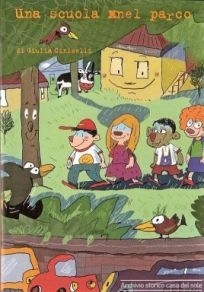 copertina DVD una scuola nel parco